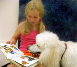 Animal Assisted Therapy Workshops Scheduled including Reading Education Assistance Dogs